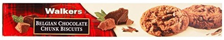 Walkers Shortbread Chocolate CHDK0099 Galletas, 1er Pack (1 ...
