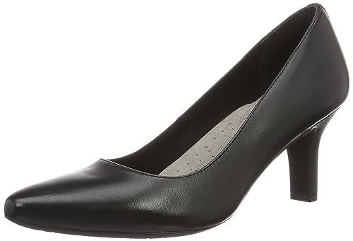 Womens Sharna Shasmeen Closed Toe Heels Rockport oFsN2U78