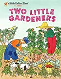 img - for Two Little Gardeners (Little Golden Book) book / textbook / text book