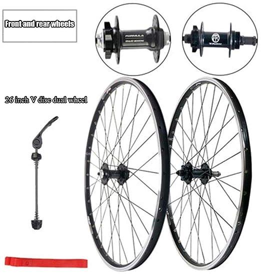 LIMQ MTB Bicicleta De Montaña Bicicleta 26 Pulgadas Juego De ...