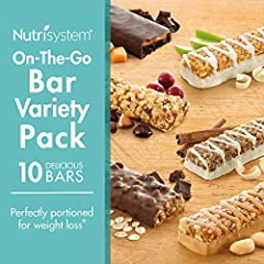Unwrap a delicious, perfectly portioned meal with this 10-day supply of our tastiest snack bars. Just toss one in your bag for a quick, nutritious bite to eat at breakfast or lunch. Bundle includes: Fudge Graham Bar (2), Cinnamon Bun Bar (2),...