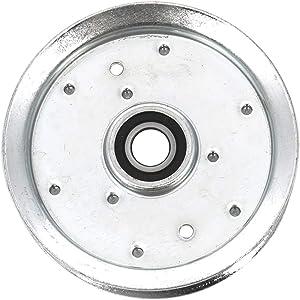 SureFit Spindle Pulley Replacement for John Deere AM135526 X300 X310 X330 X350 X370 X500 X540 Z245 Z425 Lawn Tractors