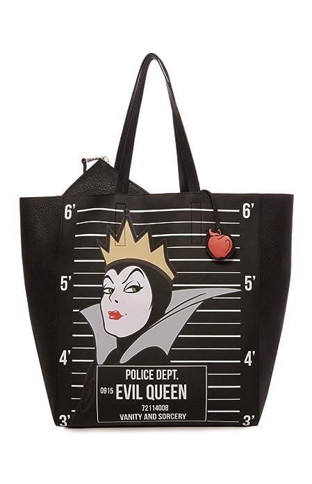 Primark - villanos Disney bolso bolsa de hombro mal reina: Amazon.es: Zapatos y complementos