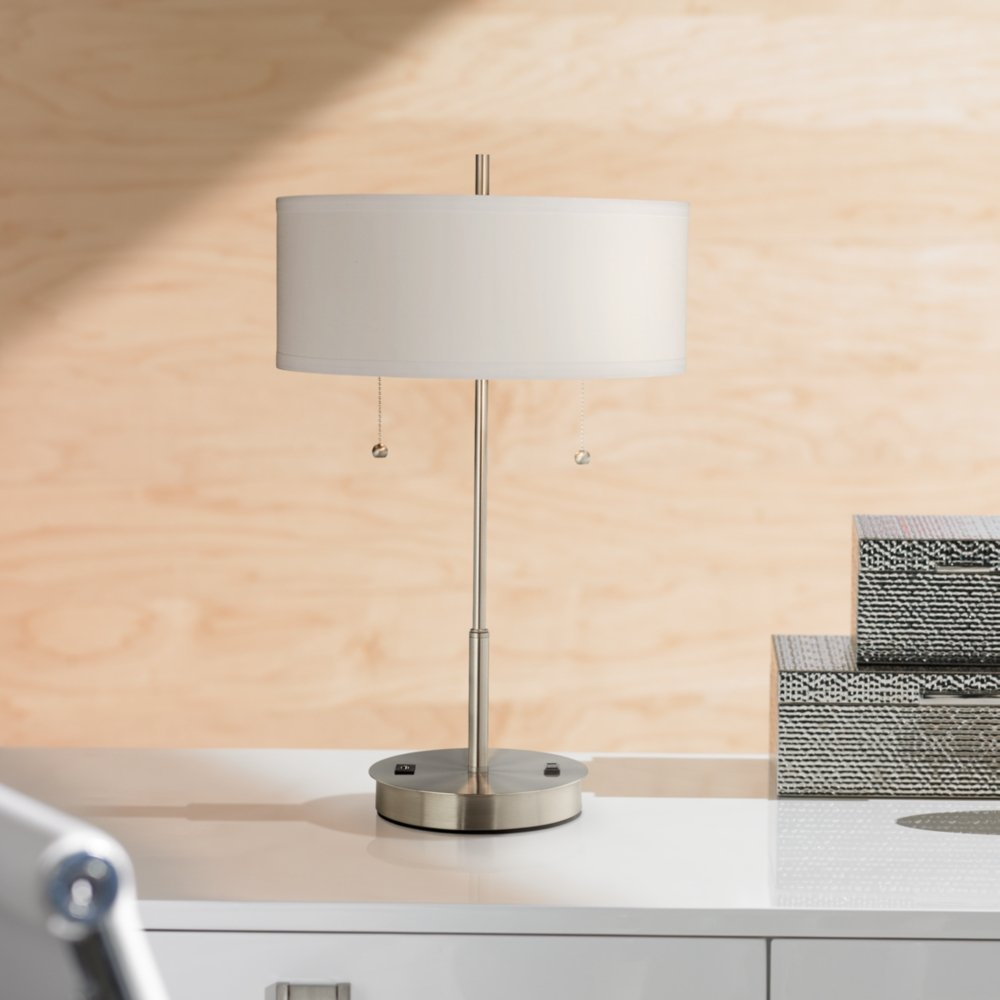 ikea usb height fascinating best images ideas table black modern nightstand with for lamp bedside lamps ports furniture and bedroom stand