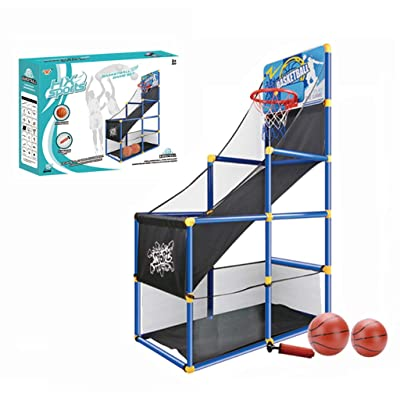 Basketball Circle Arcade Game | Toddler Toys Outdoor | Indoor Basketball Boy Birthday Gift for 5-10 Years Old Kid- Ship From US!!: Video Games