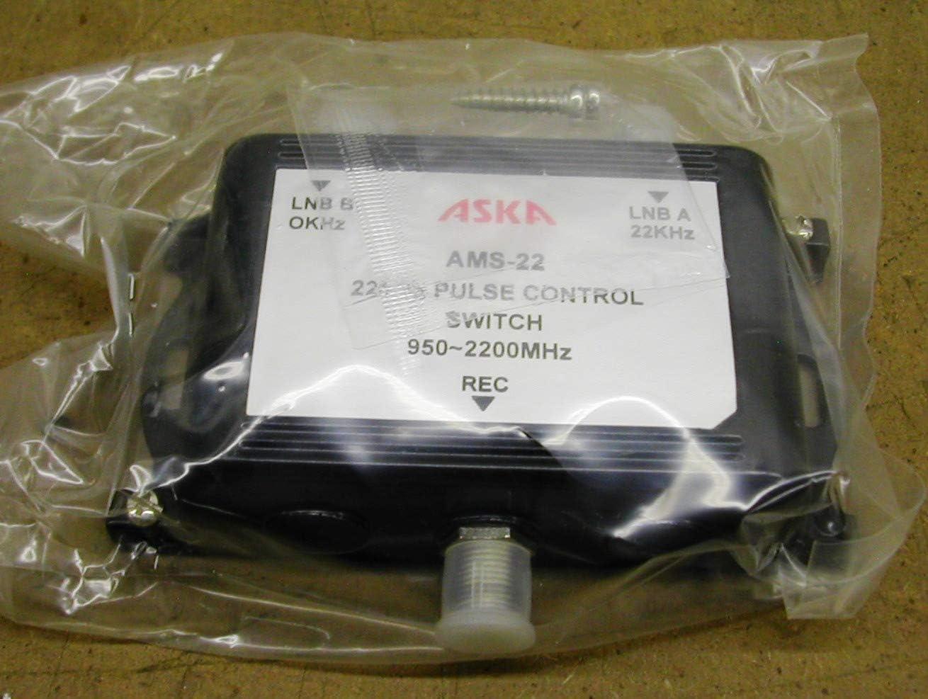ASKA AMS-22 22KHz Pulse Control Switch 950-2200MHz
