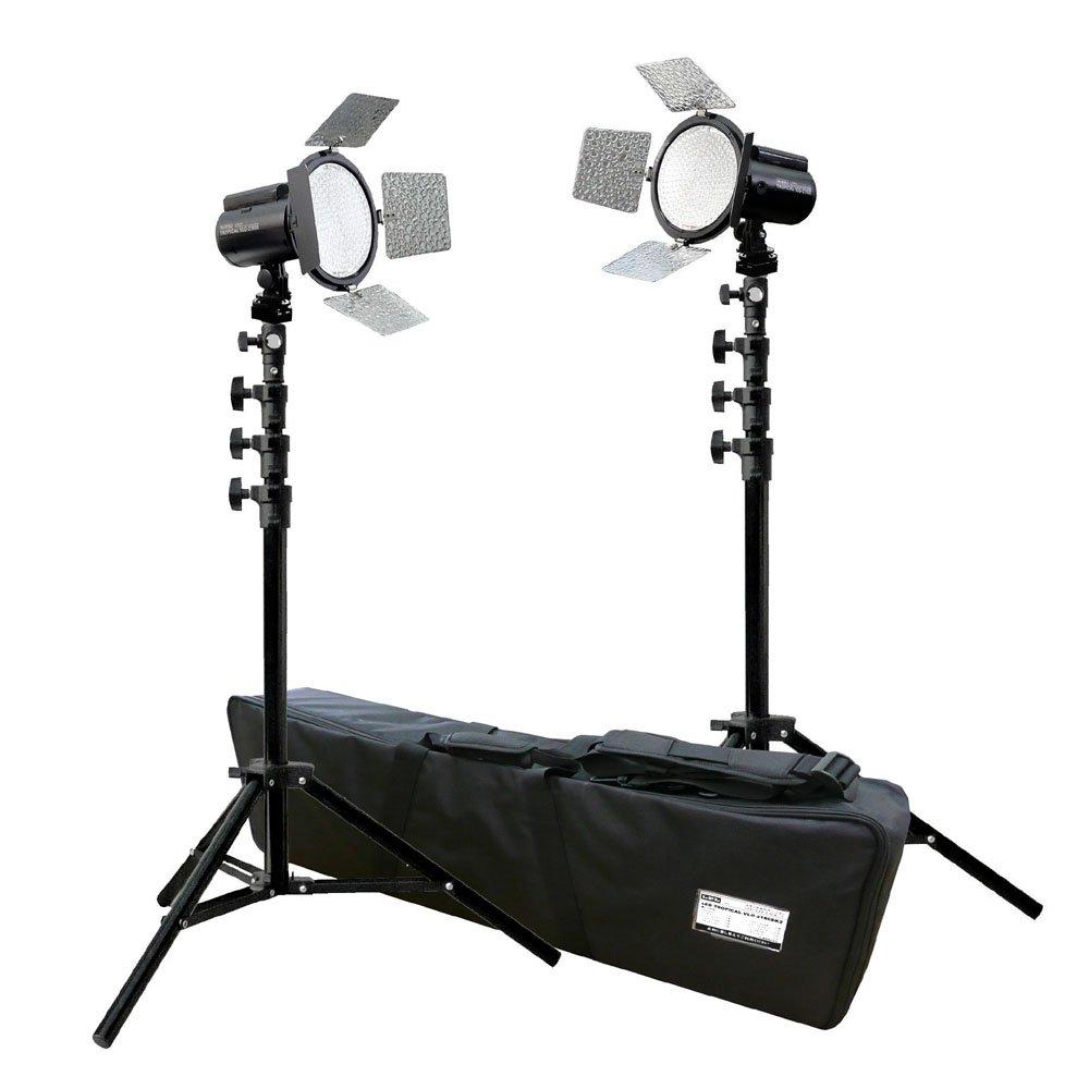 LPL LEDライト LEDトロピカルVLG-2160SK2 L26862 VLG-2160Sスタンド付き 2台セット  B00NPKXHIO