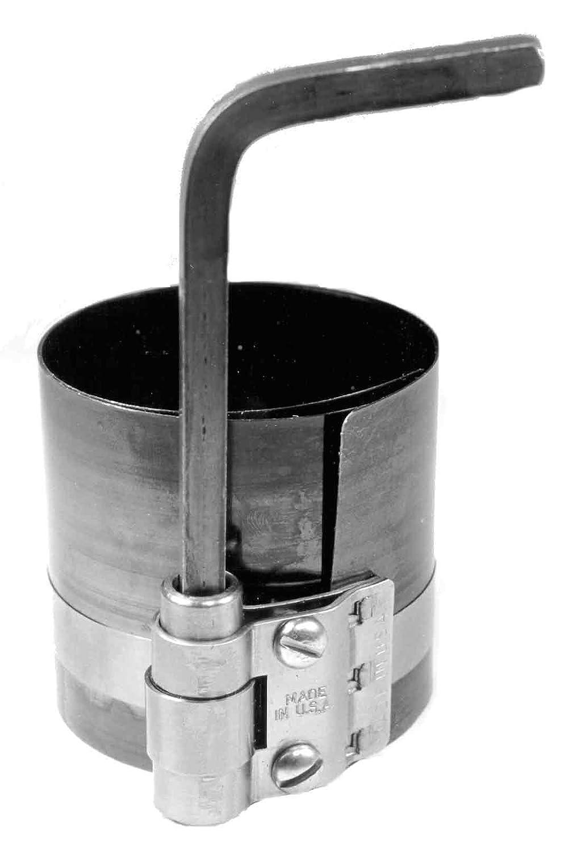 SE Tools 10 Piston Ring Compressor - Hand Tool Sets - Amazon.com for Piston Ring Clamp  155sfw