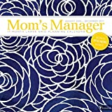 TF Publishing Moms Manager Floral 2017 Wall Calendar
