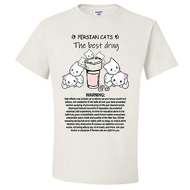 Amazon.com: Ragdoll Cats The Best Drug - Camisa de terapia ...