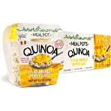 World Gourmet Quinoa Ready To Eat Meal With Aji Amarillo Pepper Sauce ( Pack of 6 )