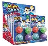 Colourful Bath Bomb Zimpli Kids Baff Blast (140g - 1 pack)