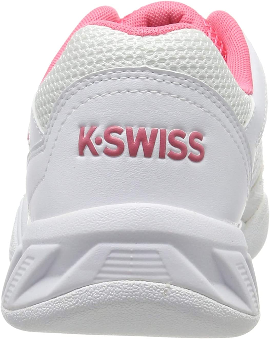 K-Swiss Performance Bigshot Light 3 Carpet, Scarpe da Tennis Donna Bianco Rosa Limonata 175 M