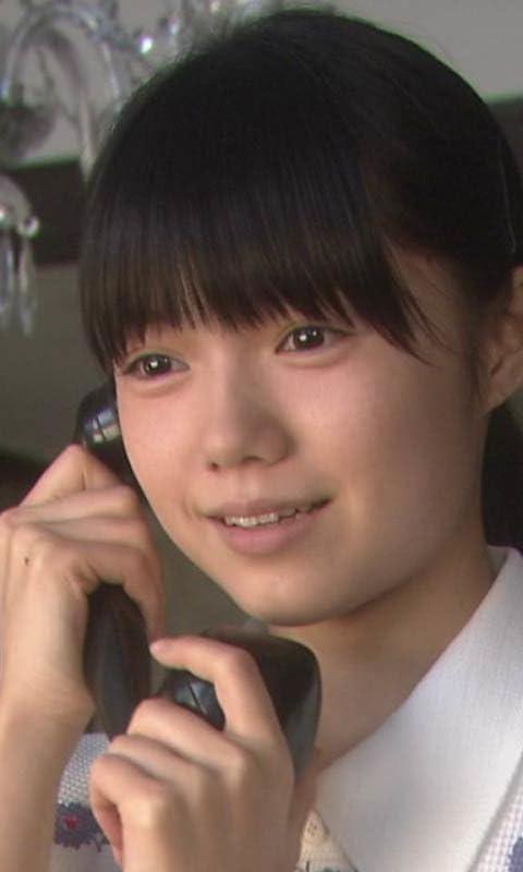 宮崎あおい 『純情きらり』有森桜子(ありもり さくらこ) FVGA(480×800)壁紙画像
