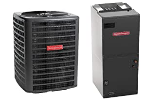 Goodman 2 Ton 14 Seer Air Conditioning System (AC only) GSX140241 - ARUF29B14