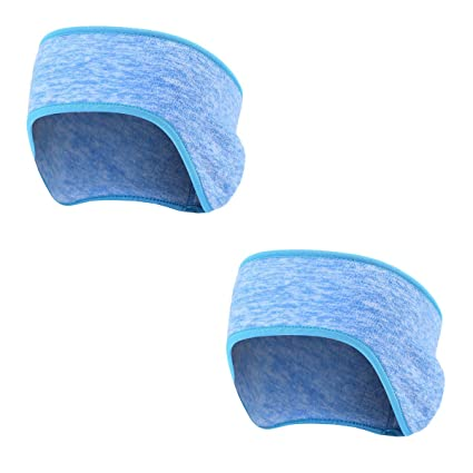 ac49253cc18806 AYPOW Winter Stirnband Ohr wärmer,leichte warme Fleece Material Full Cover  Ohrenschützer Sport Schweißband Multifunktions