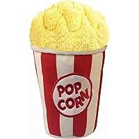 Petlou Plush Popcorn Dog Toy