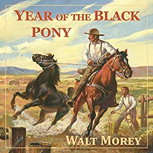 Year of the Black Pony (Living History Library) Audiobook