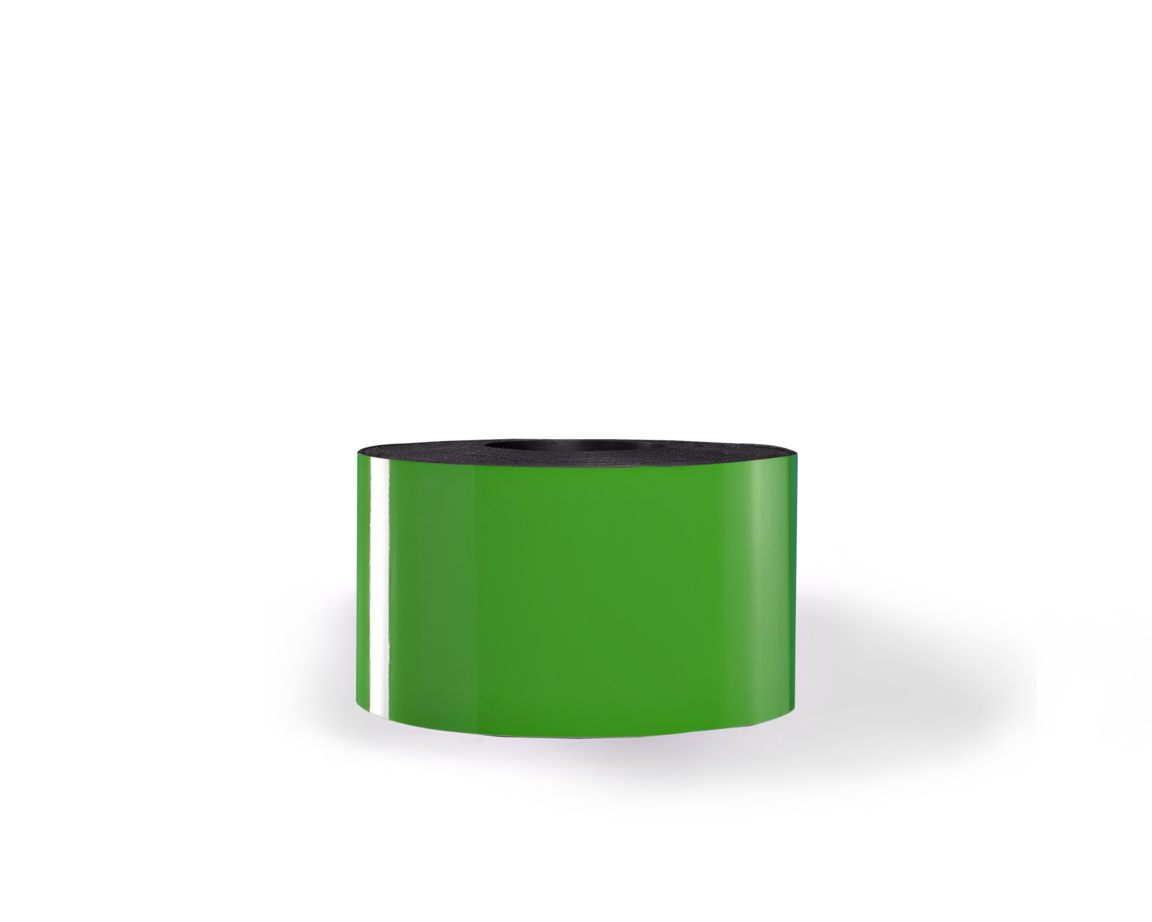 30 Mil Dry Erase Magnetic Strip Roll - Kelly Green - 3'' X 25'