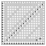 Creative Grids 18.5'' X 18.5'' Square Quilting Ruler
