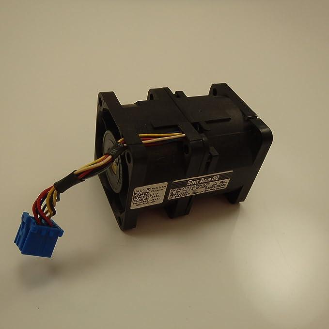 **Lot of 3** Dell G865J 0G865J PowerEdge R410 Cooling Fan Assembly
