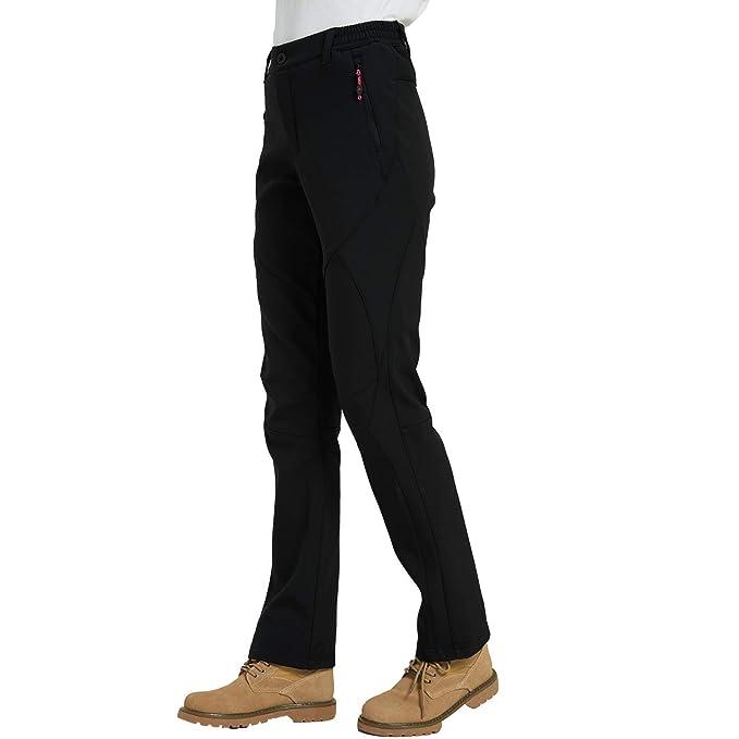 Amazon.com: Yutona - Pantalones de esquí para mujer al aire ...