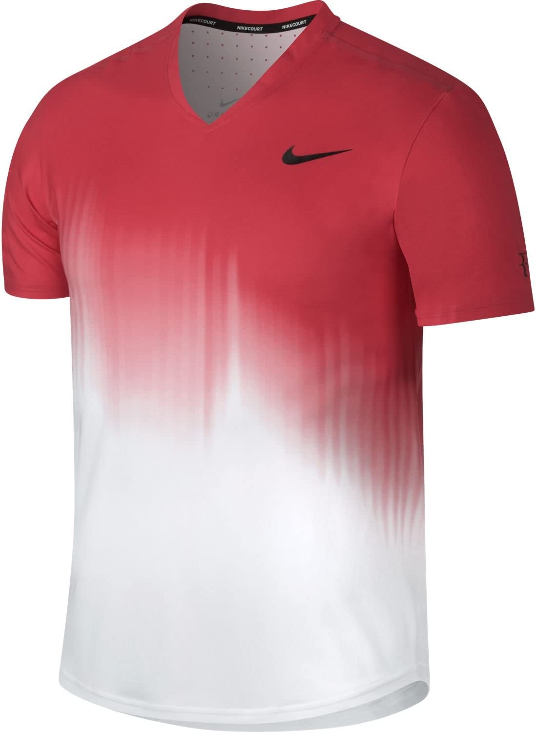 T Shirt Nike RF RED US OPEN 2017 - XL: Amazon.es: Deportes y aire ...