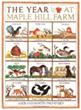 img - for The Year At Maple Hill Farm book / textbook / text book