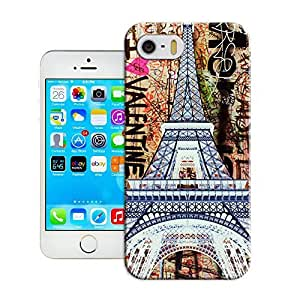 LarryToliver You deserve to have Eiffel Tower Fluorescent graffiti For iphone 5/5s Cases