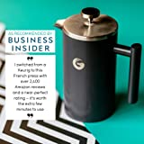 Coffee Gator French Press Coffee Maker - Thermal