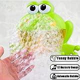 Bubble Machine Tub Frog Foaming Machine Bathroom