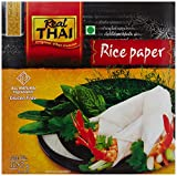 Real Thai 1 Rice Paper Round (22 Cm), 100G