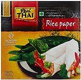 Real Thai 1 Rice Paper Round (22 Cm), 100G