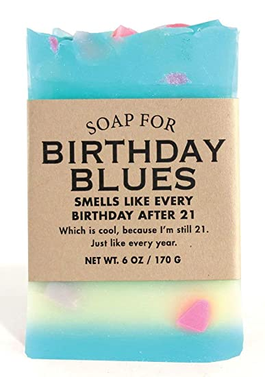 Buy Whiskey River Soap Co Birthday Blues Specialty Online At Low Prices In India