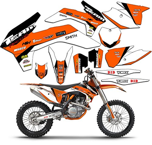 dirtbike racing numbers - 9