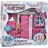 Opening Fairy Doors Pretend Playset, Pink - Luna