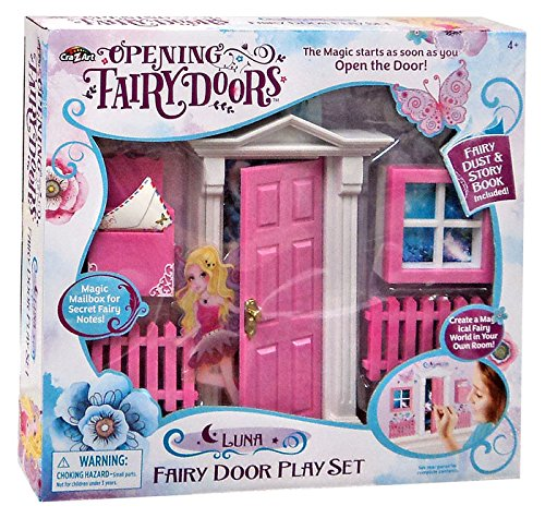 Opening Fairy Doors Pretend Playset product image