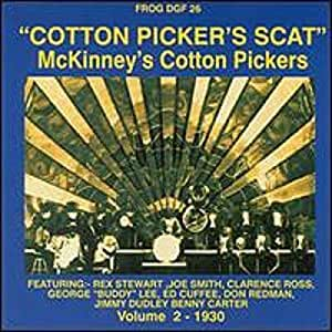 The New McKinney's Cotton Pickers 10 Authentic Recreations Of Foot-Stomping Big Band Jazz