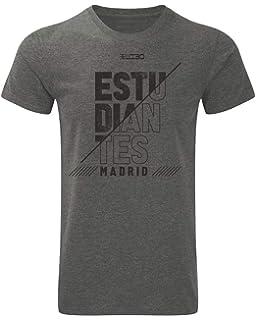 Movistar Estudiantes Camiseta Casual Azul Temporada 19/20: Amazon ...