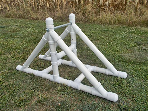 (Agility Adjustable Teeter Base with Plank Kit)