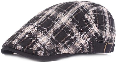 KCJMM-HAT Unisex de la Boina Sombrero, Sombrero de Pato de algodón ...