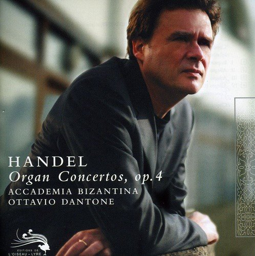 - Handel: Organ Concertos, Op. 4