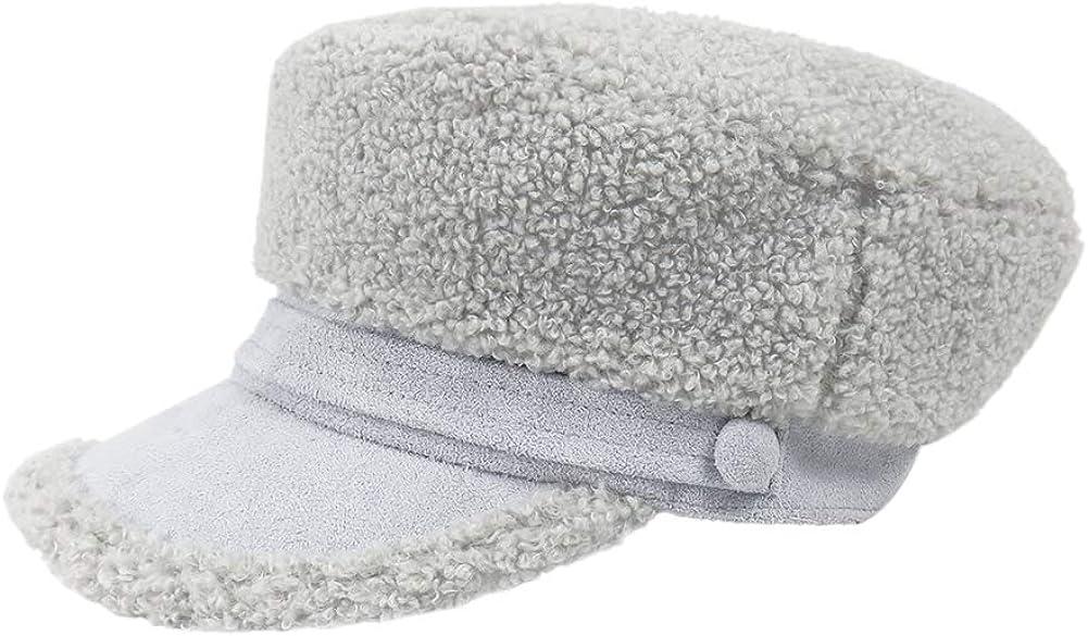 Women Fall Winter Hat Cap...