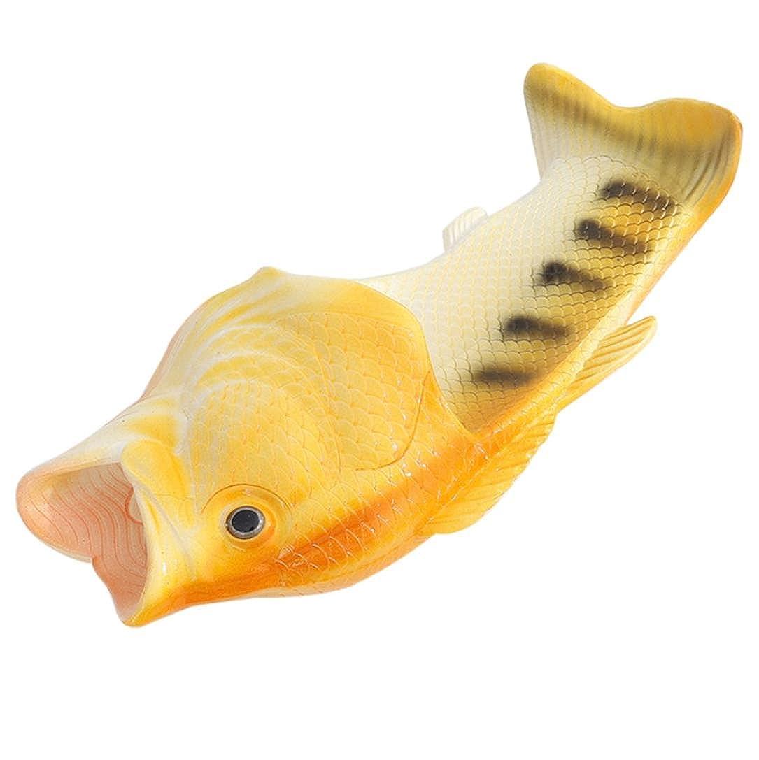 Traumzimmer Unisex Kinder Haus Hausschuhe Fisch Hausschuhe Strand Schuhe Sandalen Flip Flops