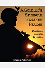A Soldier's Strength from the Psalms Paperback