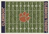 NCAA Home Field Rug - Clemson Tigers, 5'4'' x 7'8''