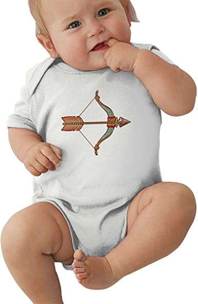 Body de bebé Sagitario Tiro con Arco Bebé niño Mono Escalada ...