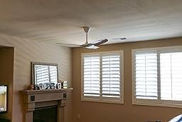 Amazon Haiku Home L Series Smart Ceiling Fan Wi Fi