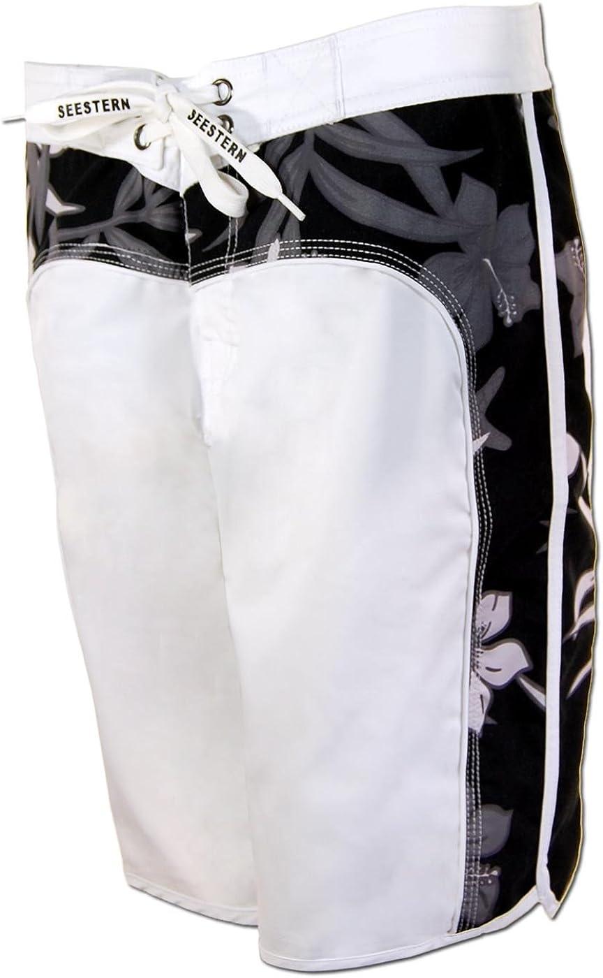 taglie XS-XXXL da donna SEESTERN Pantaloncini da surf