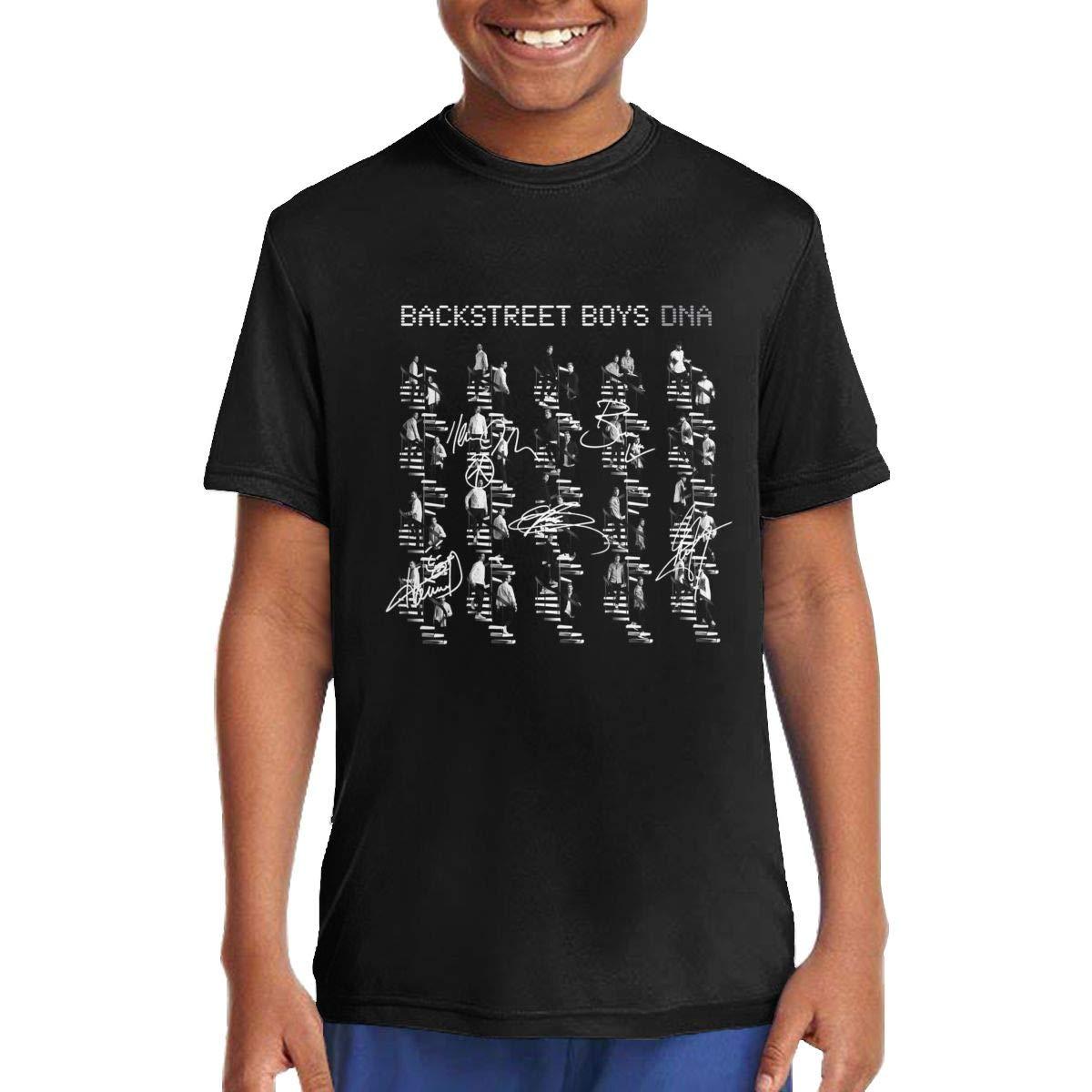 Gordon M Albers Backstreet Unisex Teenager Round Neck Tops Short Sleeve T Shirt Girls